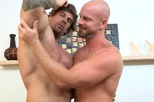 Mitch Vaughn hooks up with one of our BIGGEST stars, Zeb Atlas